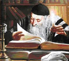 man read bible