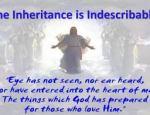 inheritance from God