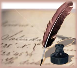 condei feather-pen