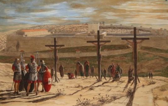 good friday Jesus crucifixion