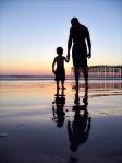 father-and-son-beach