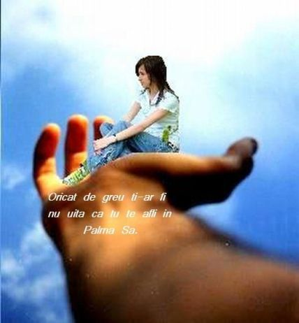 viata ta e in mana mea