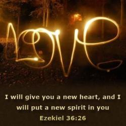 i will give u a new heart