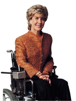 Joni Eareckson Tada - Painting for God's pleasure (Full episode)