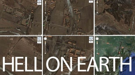 North Korea's Hidden Gulag – Google earth satellite ...
