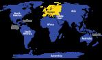6 continente