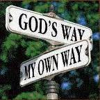 God s way my way