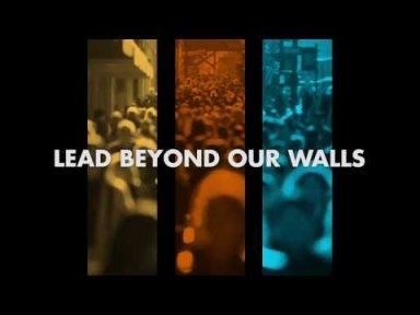 lead beyond our walls our time church