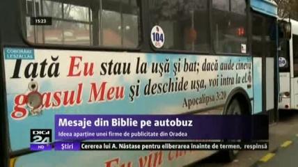 mesaje biblie oradea