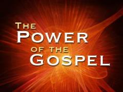 power of gospel