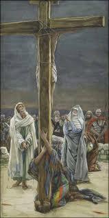 at the cross mary john