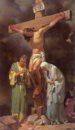 mary john at the cross