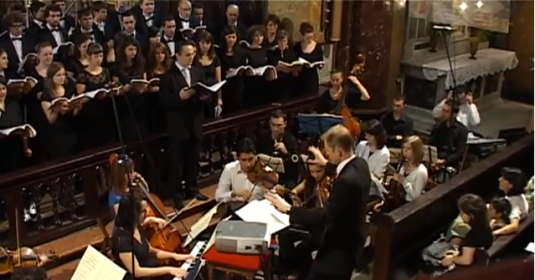 Handel's Messiah in Bucharest 2011