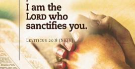 Leviticus 20-8