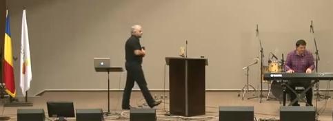 Dan Damian cu Vladimir Pustan