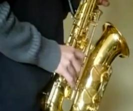 Victor Isip saxafon