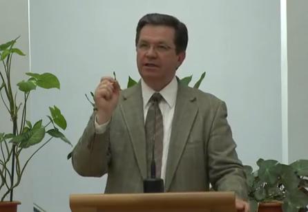 Paul Negrut la Biserica Sega Arad