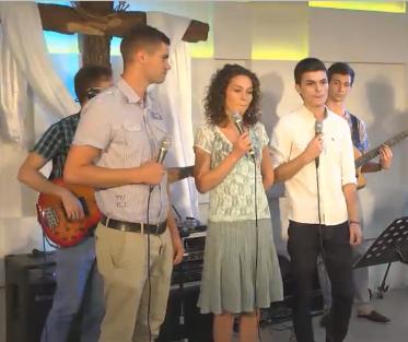 Poarta Cerului Worship Team