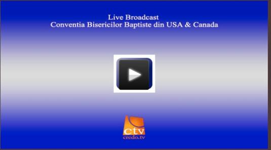 101-a Conventie a Bisericilor Baptiste 2013