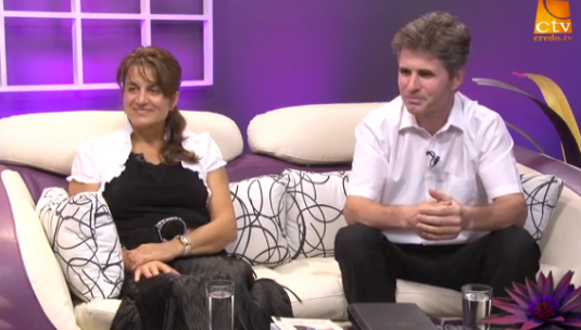 Rodica si Marian Volintiru