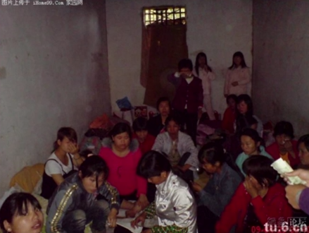 women abducted in bed for forced abortions China