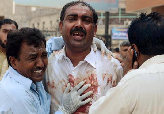 pakistan 22 sept church bombing