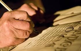 bible scribe
