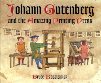 johann-gutenberg-press-foto-amazon