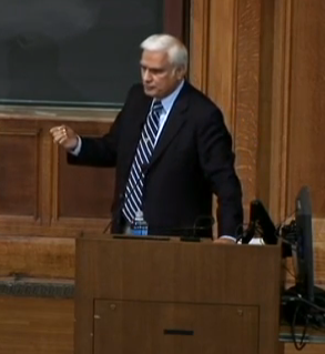Ravi Zacharias at Yale University 2013