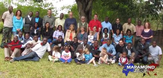 Simona Caba - misionari Africa pentru Isus