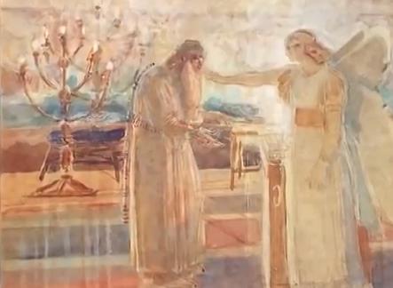 ingerul Gabriel Zaharia
