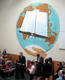 Lucaci predica