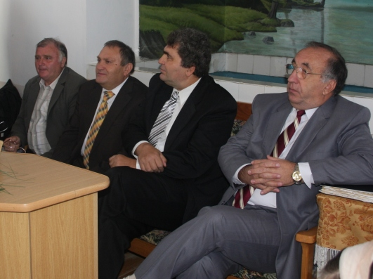 Petrica Popa, Cornel Urs, Moise Lucaci, Pavel Rivis Tipei