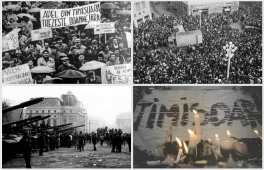 timisoara la revolutie