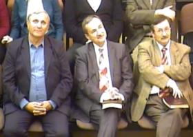Albu Ioan, Vali Julian, Dan Maris Bis. Emanuel TM
