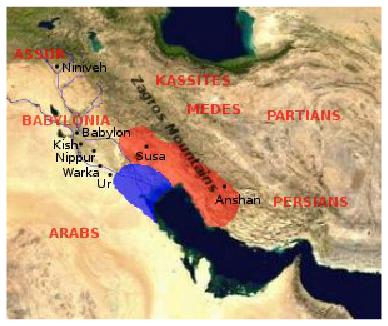 Elam - Iran