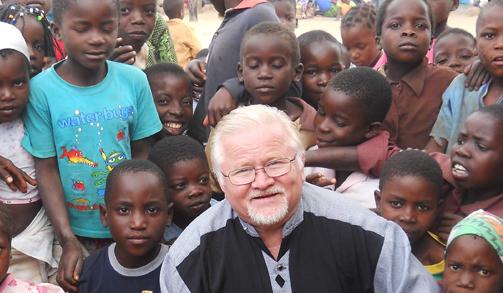 Ilie Tomuta misiune in Africa