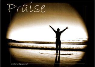 Praise sing worship