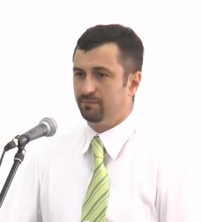 Pastor Emanuel Dejeu (Biserica Deo Gloria Bucuresti)