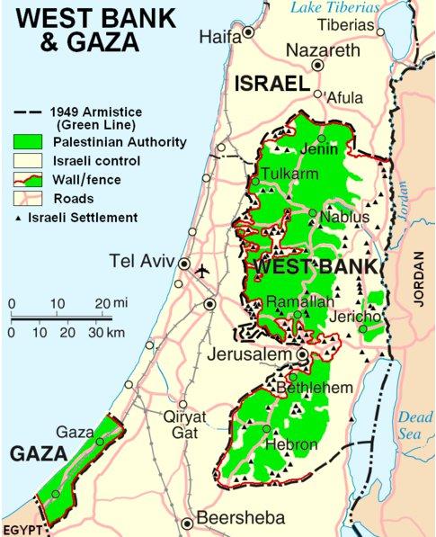 Gaza_WestBank