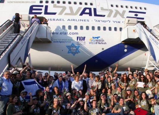 evrei intorc Israel