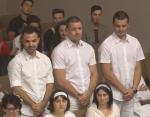 Beniamin, Andrei si Daniel Familia Mare botezBeius