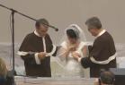 Roxana Botez in ziua nuntii Beius
