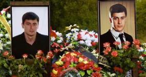 Ruvim & Albert Pavenko, copiii Pastorului Penticostal Pavenko, omoriti de forte ruse separatiste in Ucraina