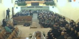 Inmormantare Nelu Constantin Biserica Filadelfia Timisoara