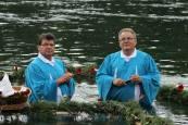 Botez in apa Biserica Betel Singen 20 Iulie 2014