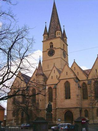 Catedrala Evanghelica Luterana din Sibiu