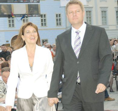 Klaus si Carmen Iohannis Photo evz.ro