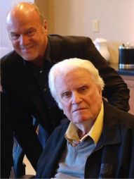 Billy Graham,Greg Laurie