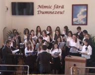 Corul Liceului Baptist Timisoara